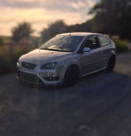 Ford Focus st 225 remapped revo block mod rs
