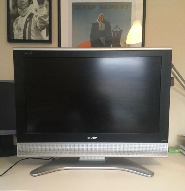 Sharp Aquos Lc 32p55e 32 Quot Hd Ready Lcd Tv In Wandsworth