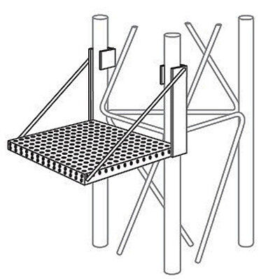 ROHN WP45G Work Platform for 45G Towers - Genuine OEM Part R-WP45G. Buy it now for 199.00
