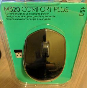 Logitech Wireless Mouse M320 NEW