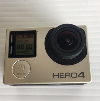 GoPro Hero4 with extra battery pack