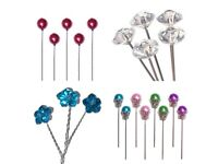 Decorative Pins Craft & Cardmaking - Job Lot worth over £600 - Shop Clearance