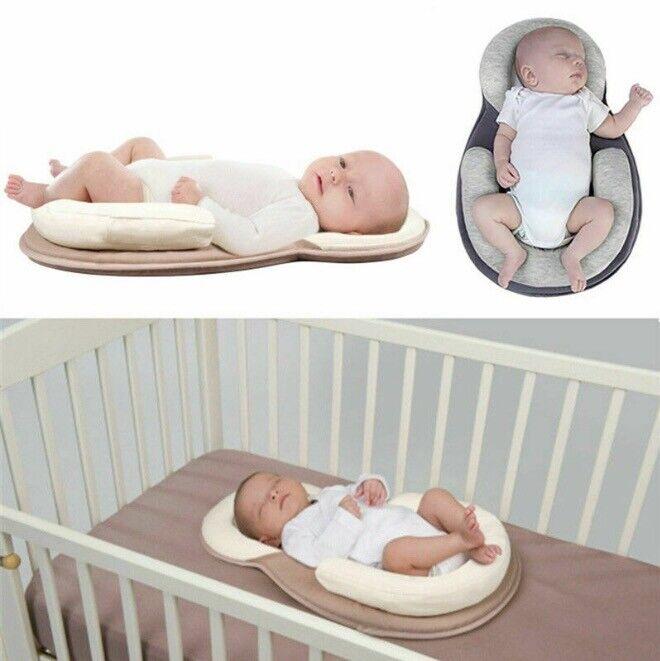 Portable Baby Crib Nursery Travel Folding Baby Bed Bag Infan