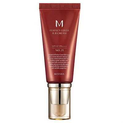 [MISSHA] M Perfect Cover BB Cream 50ml SPF42 PA+++ #23 Natural Beige