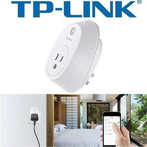 NEW TP-LINK SMART PLUG WIFI ENABLED - W/ ENERGY MONITORING 93234776