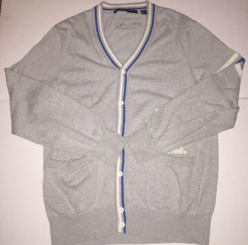 Preowned- Seanjohn Varsity Sweater (Men's Size XL)