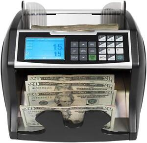 Royal Sovereign Money Counting Machine, High Speed Bill Counter,
