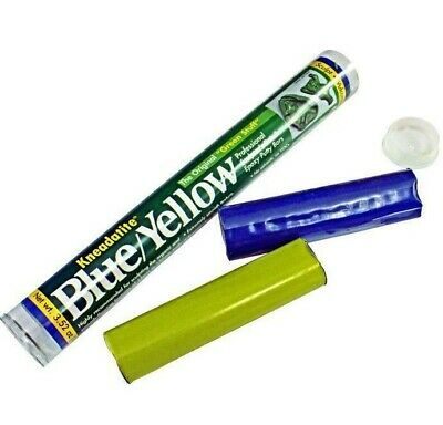 Green Stuff Kneadatite 36 Inch Blue Yellow Epoxy Putty Tube Warhammer 40k