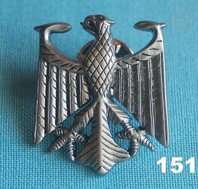 Adler Bundesadler Deutschland BRD Abzeichen Pin Button Badge Anstecker 151