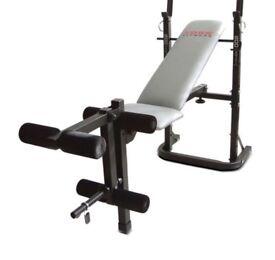 York home exercise bench