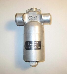 Idol Control Valve - BMW E46 (3 Series 1999-2005)