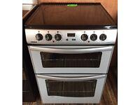 Refurbished newworld 60echdgm electric cooker-3 months guarantee!