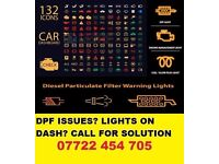 Car Diagnostic Dpf Problems Other Dashboard Lights Warning Lights