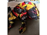 Motocross Clothing UFO Micron MX 23