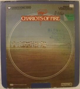 Laser Disc Movie - Chariots Of Fire Stratford Kitchener Area image 1
