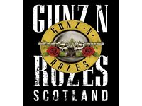 KEYBOARD PLAYER/BACKING VOCALIST REQUIRED FOR FIFE BASED GnR TRIBUTE