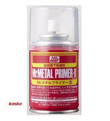 Mr.Hobby Gunze B 504 Mr. Metal Primer Metallgrundierung R Spray - 100ml    ()