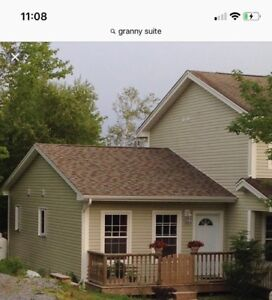 Did you build an attached, or detached granny/in-law suite?