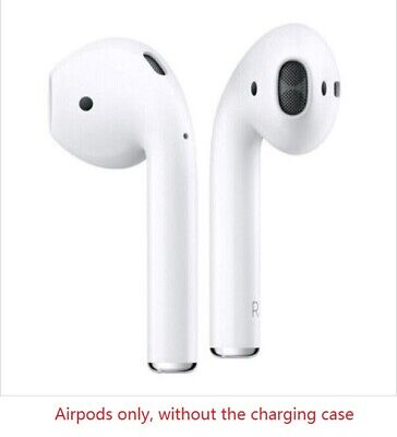 Genuine Apple AirPods Left/Right EAR Bluetooth Earbud No Charging Case GEN 1ST