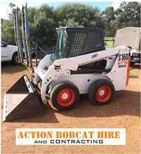 ACTION BOBCAT HIRE AND CONTRACTING Baldivis Rockingham Area Preview