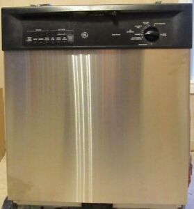 Lave Vaisselle GE Stainless Steel