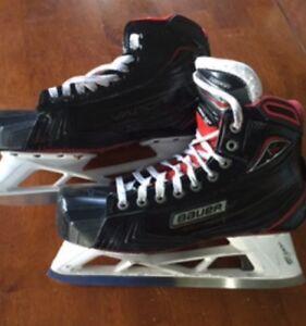 Bauer 1 X Goalie Skates