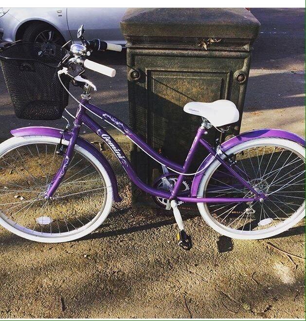 Great woman bike