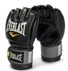 Everlast  MMA  Pro Style Grappling Gloves  L / XL    NEW
