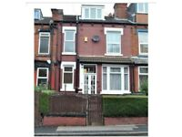 2 bedroom house available from July in Harehills. Rent £540 per calendar month.