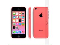 Unlocked Pink iPhone 5c sale or swap
