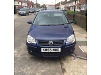 2006, VW POLO Petrol 1.2, ideal first car, 105k, cheap to run, cheap on insurance and tax