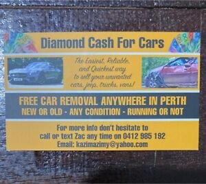 Wanted: Top cash for cars call Zac ******5192