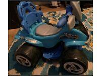 Chad valley kids motorised quad toy