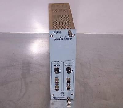 Bnc Berkely Nucleonics Corp. 8016 Dual Pulse Amplifier Module Guaranteed Good