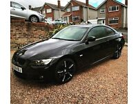 BMW 320D M SPORT COUPE *AUTOMATIC*