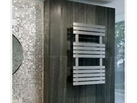 Stainless steal towel rail