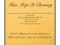 Miss Mop-It Domestic Cleaners