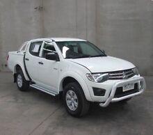 2011 Mitsubishi Triton Belmont Geelong City Preview