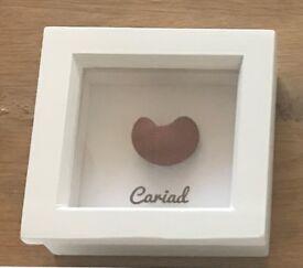 """Love """"cariad""""pebble art"""