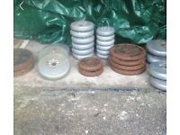 70kg in cast iron weights