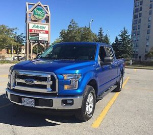 2015 f150 one owner 17000km