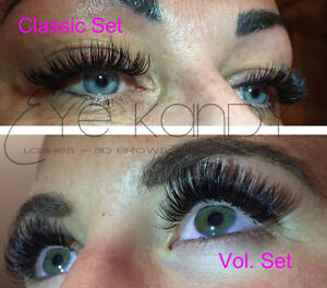 Eyelash Extension Training & Certification, Vol. Lashes 2D,3D,4D Stratford Kitchener Area image 2