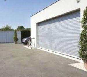 Cherche garage