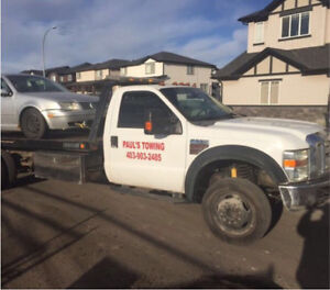 Paul's Towing: Cheap $79 FlatRate Towing! No Hidden Fees!