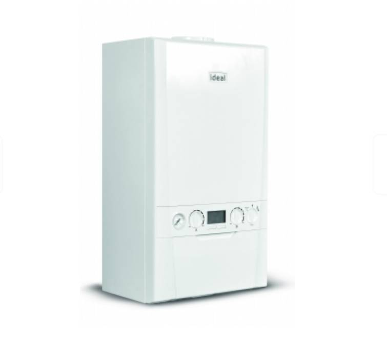 Ideal Logic C35 Combi Boiler with Flue and Smart Heating Control