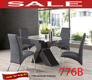 dining & dinettes sets, tables, fabric arm chairs, stools, 776BK