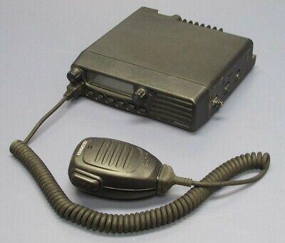 Kenwood TK380 4W 250CH UHF 400-430mhz LTR Trunking Radio Government model
