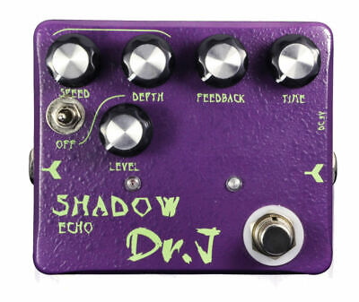 JOYO Dr. J - D54 Shadow Echo Delay Guitar Effects Pedal True Bypass New