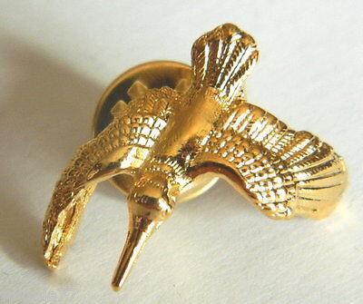 Broche la Cazador de Representación Beccac Col. Oro para Chaqueta y Chaleco...