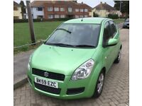 Suzuki Splash 1.2 low tax 59 33000 miles